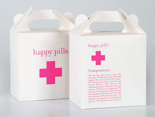 Happy Pills | Gerardo Vivas